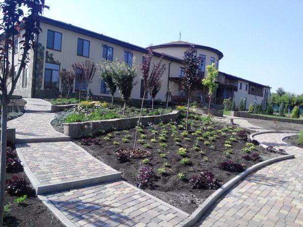 Продам загородный дом-усадьбу-поместье в Донецкой области