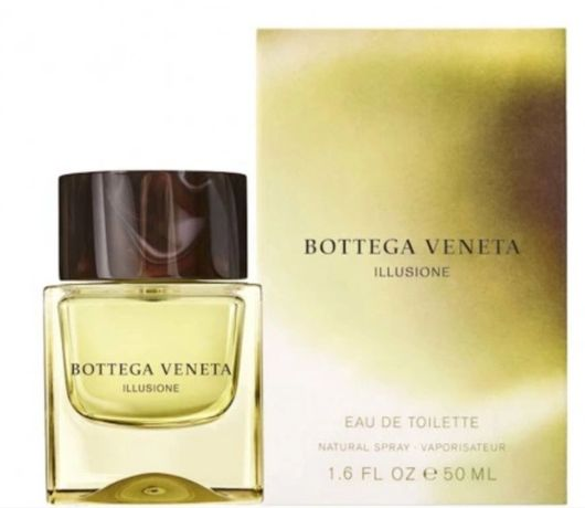 Bottega Veneta Illusione perfumy 50 ml oryginał folia