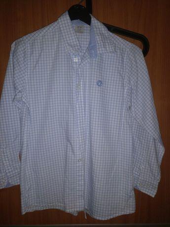 Camisa RAPAZ 9-10 anos (nova)(oferta portes)