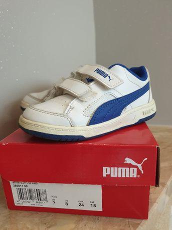 Buty chłopięce PUMA, rozm 24, wkładka 15cm