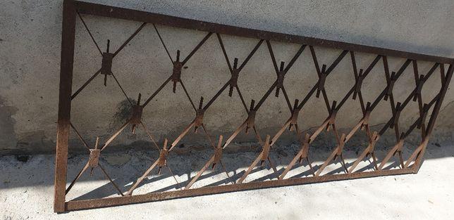 Секции металлические заборные 2.0 на 0.7 (8шт)