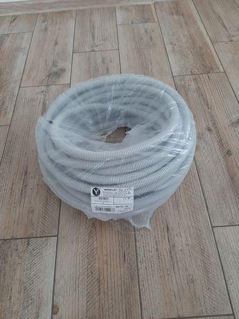 Rura instalacyjna karbowana