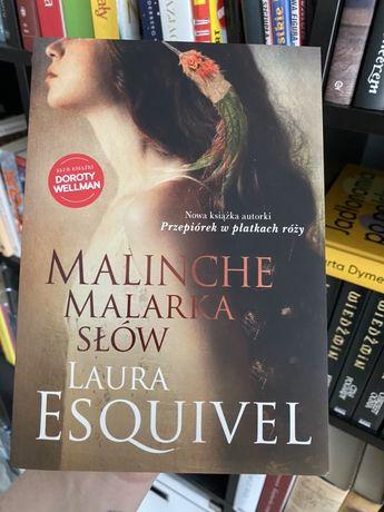 "Laura Esquivel - ""Malinche, malarka słów"""