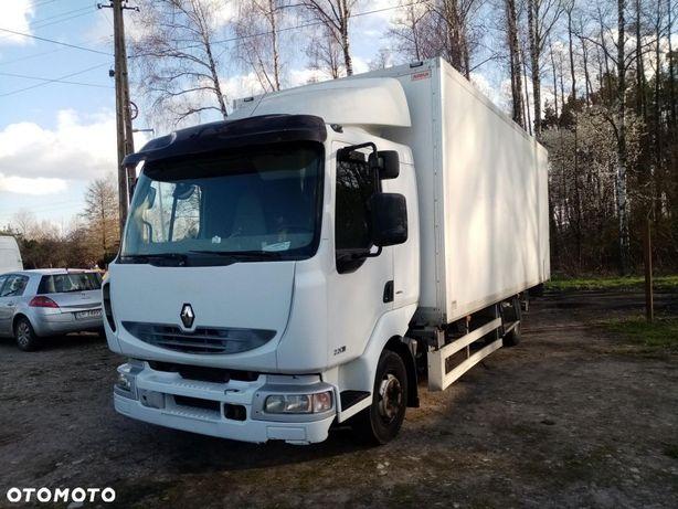 Renault Midlum  Hydraulika do wywrot lub pomoc drogowa