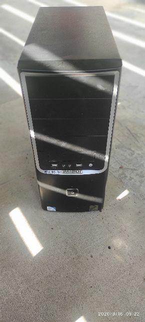 Системный блок , Компьютер ПК Intel Core Q6600 2.40GHz c видеокартой