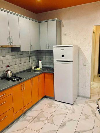 1 кім з ремонтом,меблі та техніка,  Гаразд Україна.