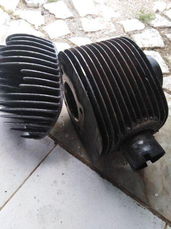 cilindro Vespa 200