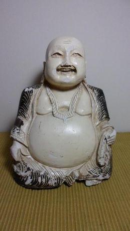 Buda Chines em gesso