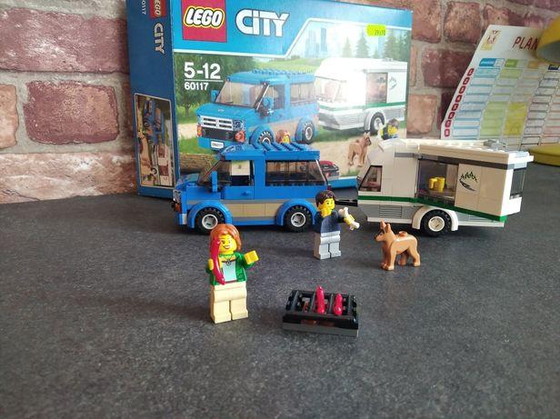 Lego ciry 60117, kamper, wiek 5- 12