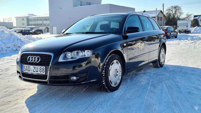 Audi A4 2007 год