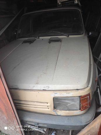 Вартбург автомобіль
