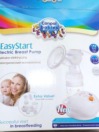 Laktator elektryczny Canpol babies wyprawka, okazja