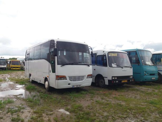 Продам автобус ISUZU TURQUOISE