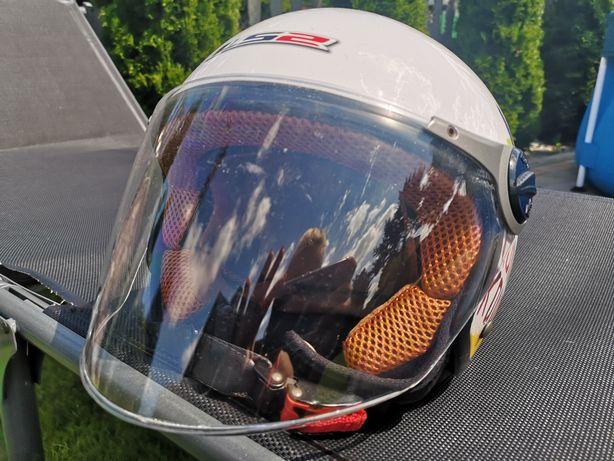 Kask Motocyklowy rozm. S LS2