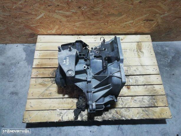 Caixa de velocidades manual FORD FIESTA VI (CB1, CCN)/FORD FIESTA VI Van  Usado REF. AA6R7002BBA