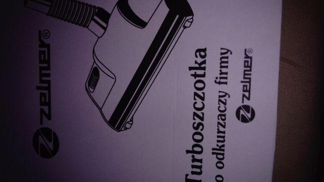 turbo szczotka zelmer Nowa