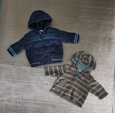 Куртка кофта Осенняя демисезонная 3 6 мес для мальчика