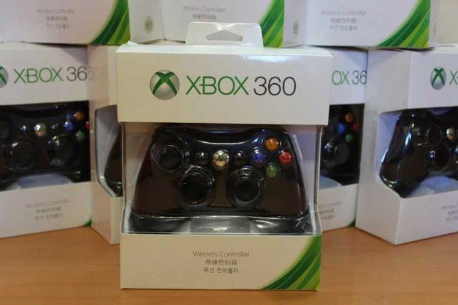 Джойстик Интегрированный порт геймпад Xbox 360 Microsoft, беспроводной