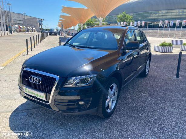 Audi Q5 3.2 V6 FSi Sport S-tronic