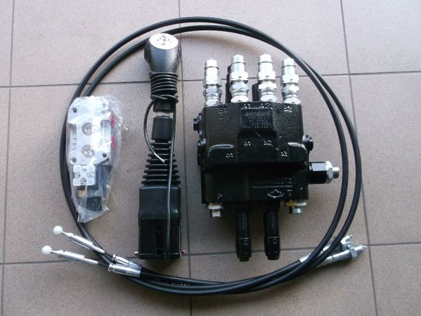Rozdzielacz kpl. ładowacza tur walvoil sdm122 (Nimco, dlm122, joystick