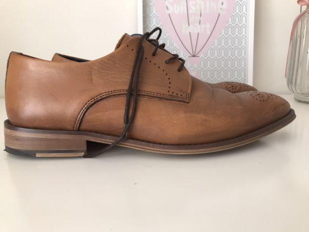 Skórzane buty męskie LAVARD