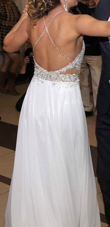 Suknia ślubna roz 36 -38