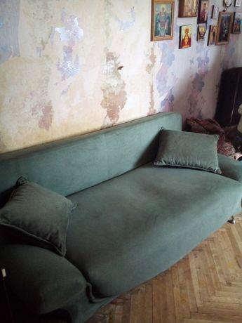 Срочно! Продам диван раскладной в отличном  состоянии.