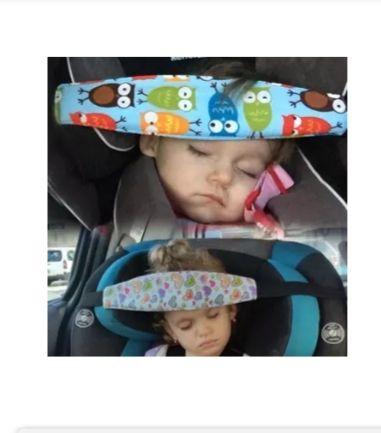 Pas do podtrzymania głowy podczas snu