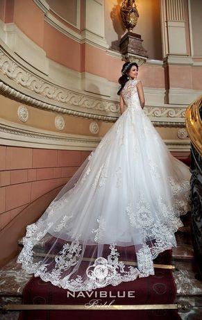 Свадебное платье ROYAL BY NAVIBLUE BRIDAL 2018 (США)