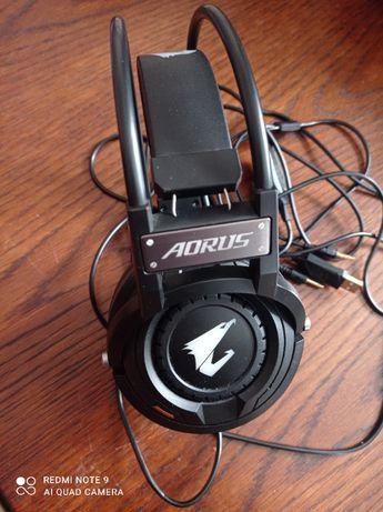 Słuchawki Aorus H5