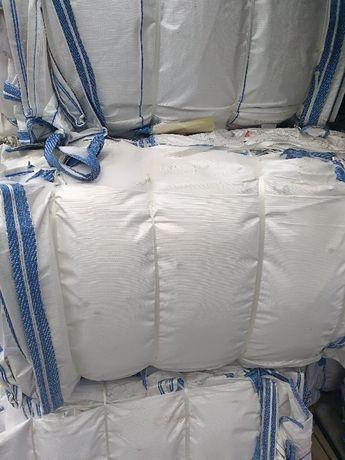 Używane worki big bag 90x90x140 cm na pakowanie złomu