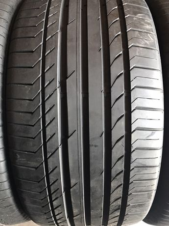 315/40/21+275/45/21 R21 Continental ContiSportContact 5 4шт