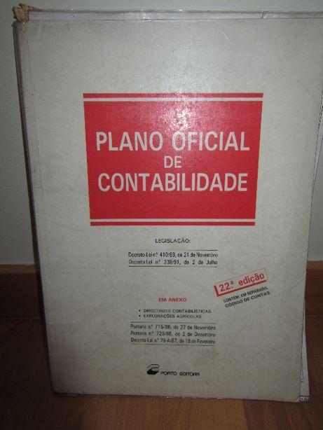 Plano Oficial de Contabilidade - POC - Porto Editora
