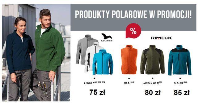 Bluzy polarowe Polary, Polar , Odzież zawodowa, BHP