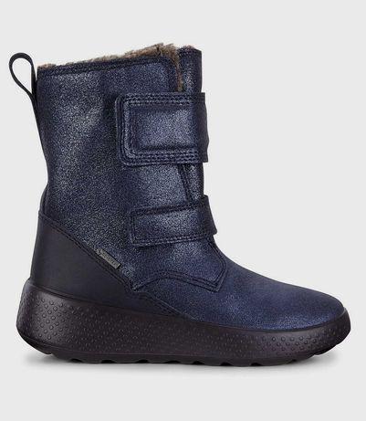 Сапоги ботинки Ecco geox next девочка зима екко некст ботиночки