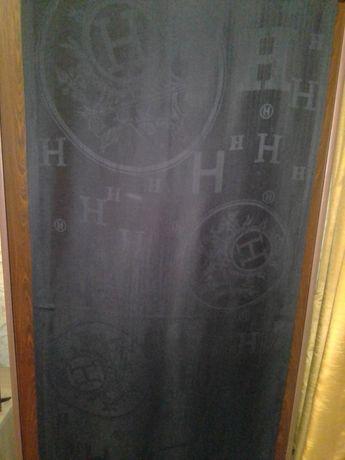 Палантин шарф  Hermes, большой, 194 см х 68 см