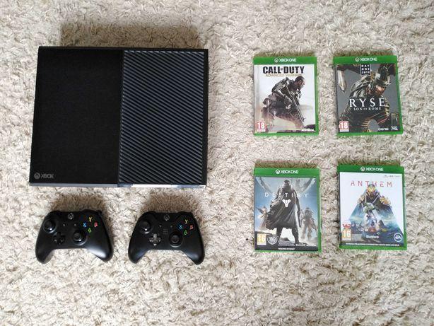 Xbox one (sprawna)