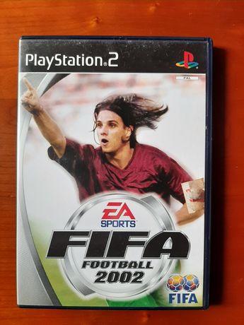 FIFA 2002 playstation 2