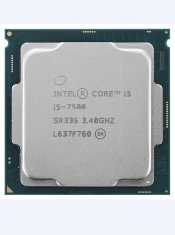 Процесор Core i5 7500 3.40 GHz