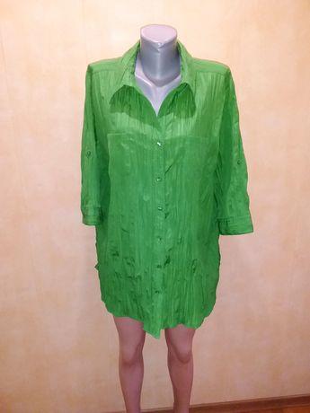 Женская рубашка, р.60-62
