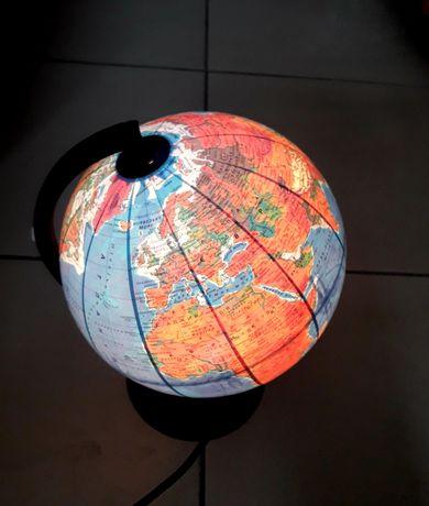 Глобус - Настільна лампа , глобус України
