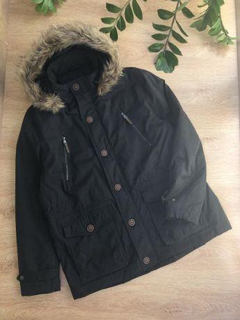 Стильная мужская куртка/парка xl-xxl Easy Spirit