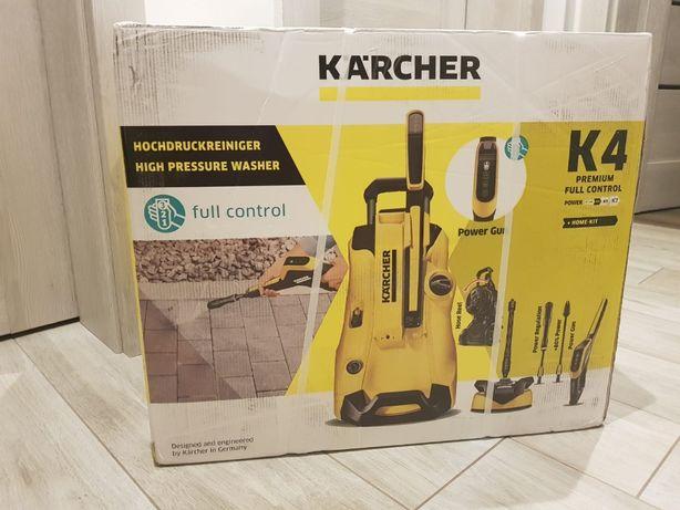 Karcher K4 Premium Full Control + Home Kit - nowa