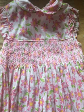 Сукня плаття на 6-8 років Laura Ashley