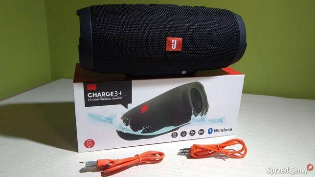 Głośnik BLUETOOTH mobilny CHARGE3 MP3 USB wodoodporny MOCNY DUŻY