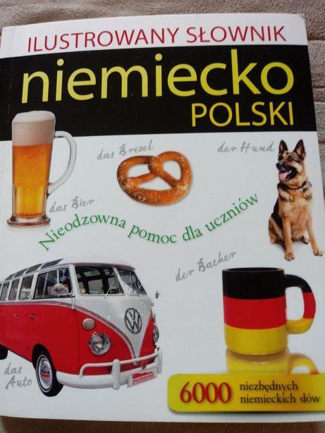 Nowy Ilustrowany słownik niemiecko polski