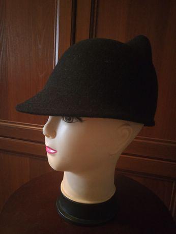 Zara новая кепка шапка шляпа женская