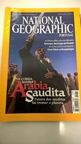 National Geographic - Tema Arábia Saudita (portes Incluídos)