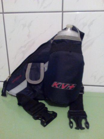 Pas na biodra KV + do biegania lub Nordic Walking