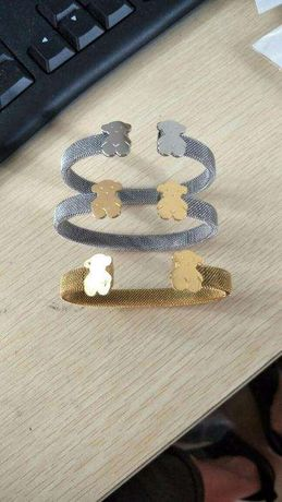 pulseiras Tous